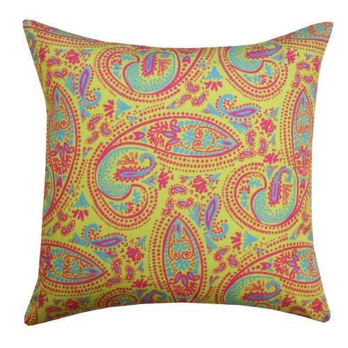 Paisley Polyester Pillow