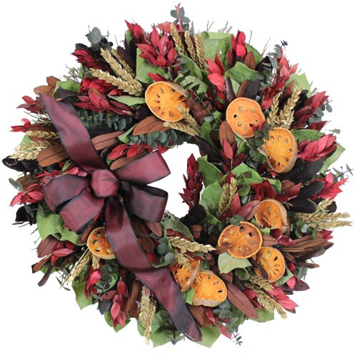 Urban Florals Autumn Autumn Jubilee Wreath