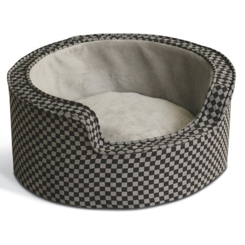 K&H Manufacturing Comfy Round Sleeper Bolster Dog Bed
