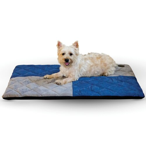Quilted Memory Dog Dream Bed