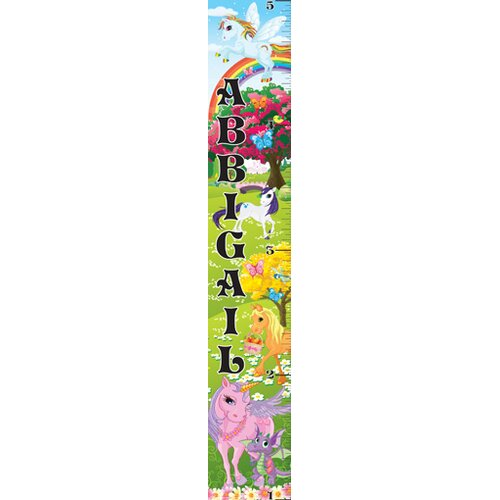 Mona Melisa Designs Pony Growth Chart