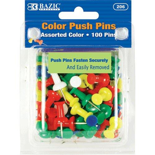 Bazic Push Pin Set