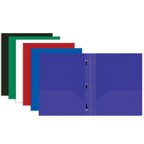 Bazic 2-Pockets Portfolio
