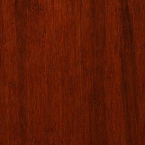 "Islander Flooring 3-5/8"" Solid Stained Strand Bamboo Flooring in Equinox"