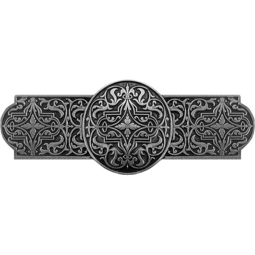 "Notting Hill Olde World 4"" Bar Pull"