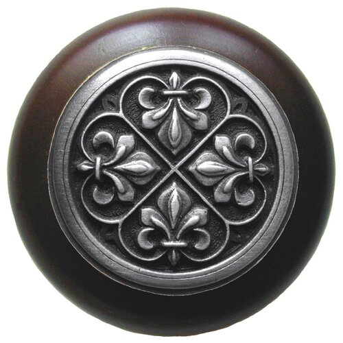 "Notting Hill Olde World 1.5"" Round Knob"