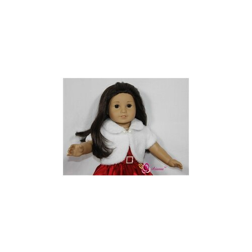 Noel Holiday Doll Dress for 18