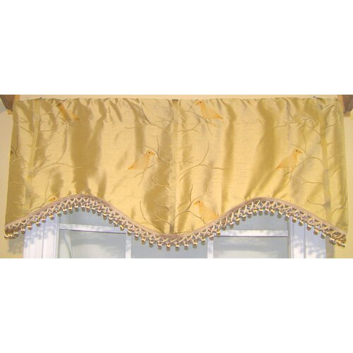 "RLF Home 50"" Curtain Valance"