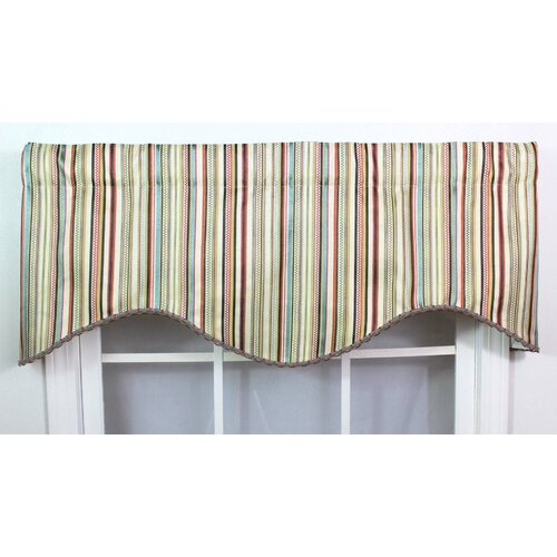 "RLF Home Venice 50"" Curtain Valance"