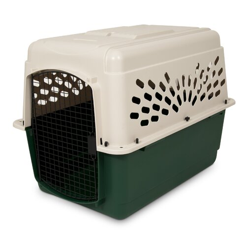 Ruff Maxx Plastic Dog Crate/Carrier