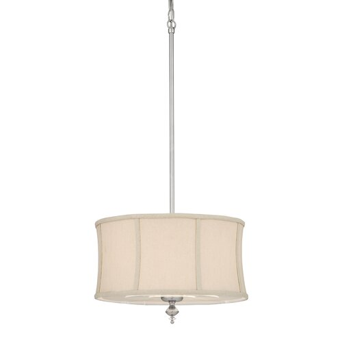Remington Lamp Company 2 Light Pendant