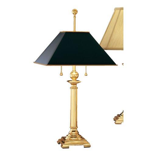 "Remington Lamp Company 27.5"" H 2 Light Table Lamp"