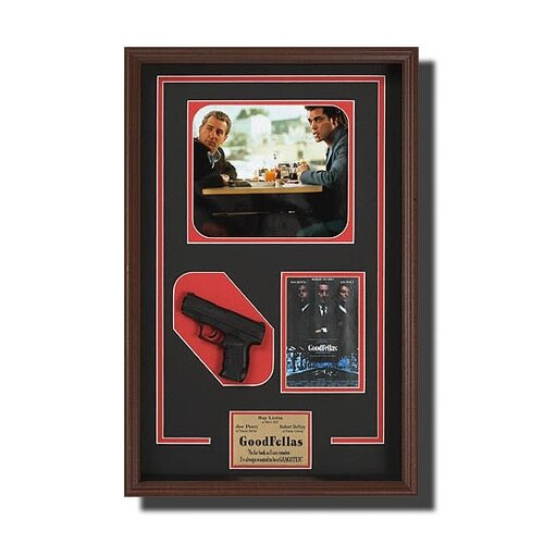 Legendary Art 'Goodfellas' Framed Memorabilia Shadow Box