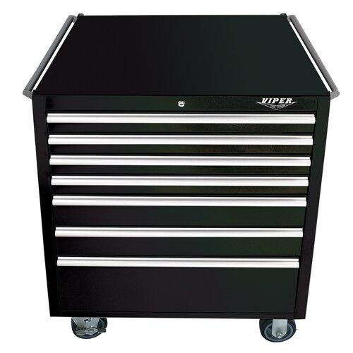 "Viper Tool Storage 33.6"" Wide 7 Drawer Bottom Cabinet"