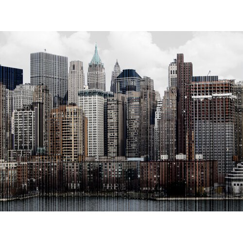 Carlyle Fine Art Architecture Cityscape by Jordan Carlyle Photographic Print