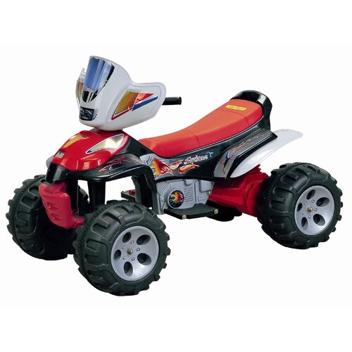 Happy Rider Trail Master 6V Battery Powered ATV