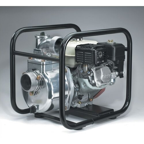 Koshin 246 GPM Dewatering Centrifugal Pump with Honda Engine