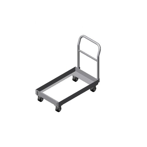 PVIFS Double Chill Tray Platform Dolly