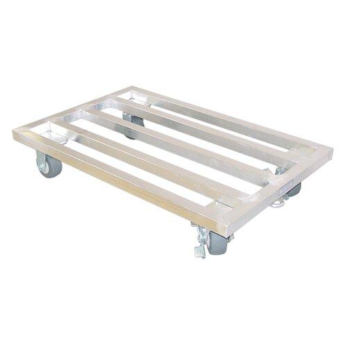 PVIFS Aluminum Mobile Dunnage Rack
