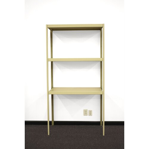 PVIFS Industrial Retractable 3 Shelf Shelving Unit Starter