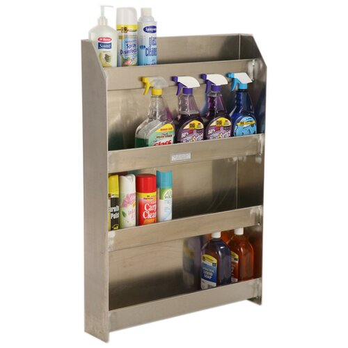 PVIFS Four Shelf Organizer