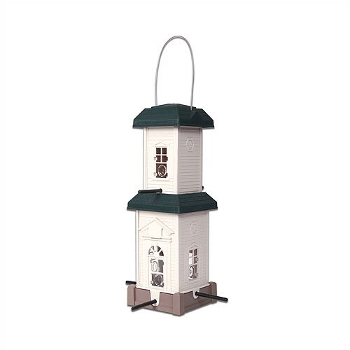 Pet Zone Pop-Up Finch Decorative Bird Feeder