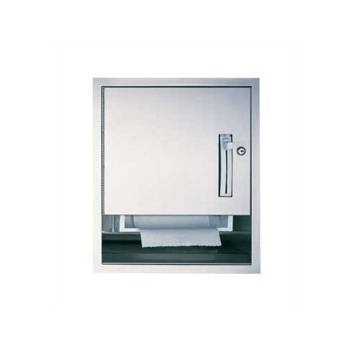 American Specialties Traditional Compact Roll Paper Towel Dispenser