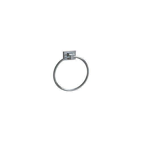 American Specialties Zamak Wall Mounted Towel Ring
