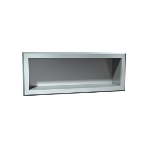 "American Specialties 18"" x 7"" Bathroom Shelf"