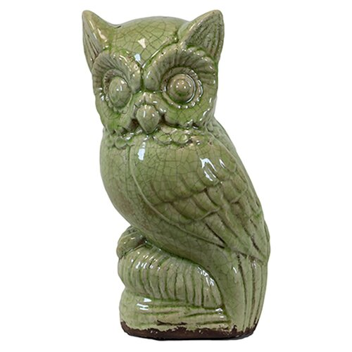 Urban Trends Ceramic Owl