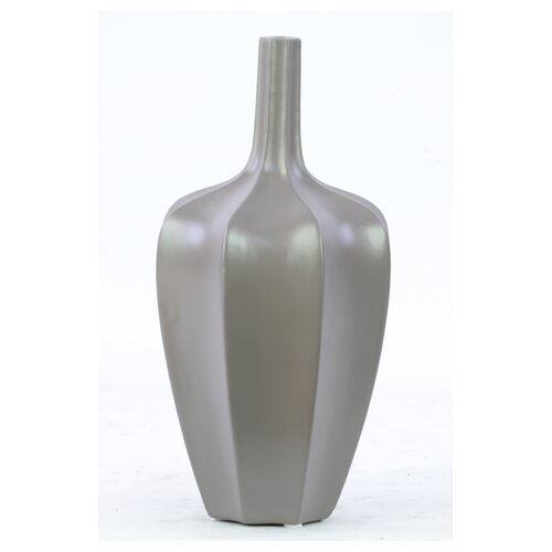 "Urban Trends 16"" Ceramic Vase"
