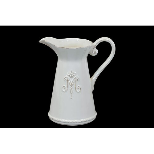 Urban Trends Ceramic Pitcher