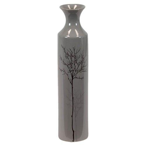 Urban Trends Ceramic Vase Shiny