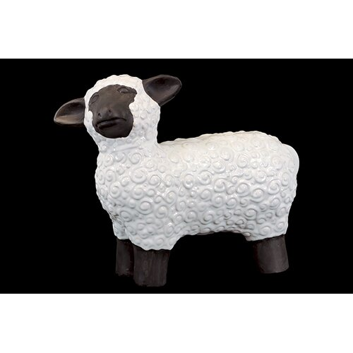 Urban Trends Ceramic Sheep