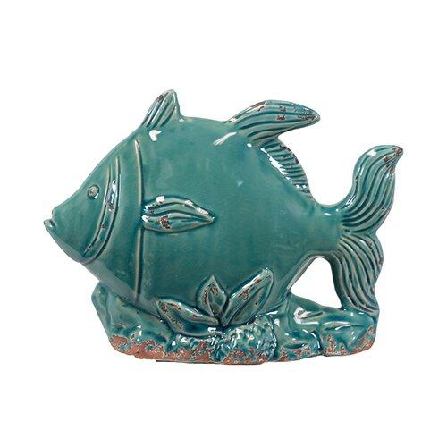 Urban Trends Ceramic Fish