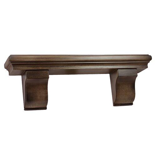 Urban Trends Wooden Shelf