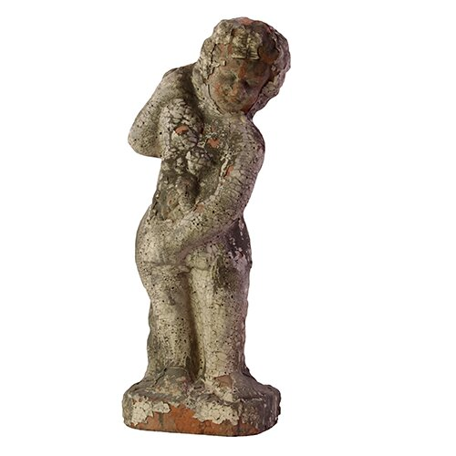 Urban Trends Stoneware Four Seasons Statues