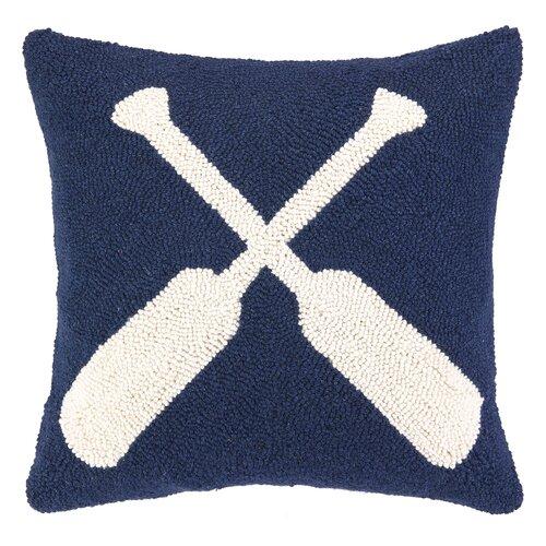 Peking Handicraft Nautical Hook Oars Pillow