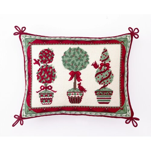 Peking Handicraft Topiary Pillow