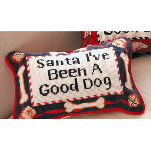 Peking Handicraft Good Dog Pillow