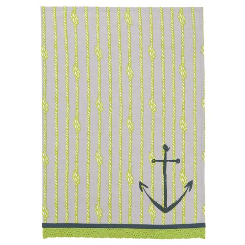 Peking Handicraft Anchor Kitchen Towel