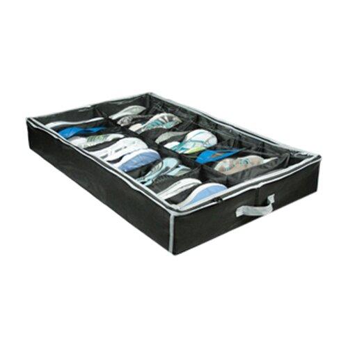 Richards Homewares Gearbox StorageCaddy 16 Pocket Underbed Chest