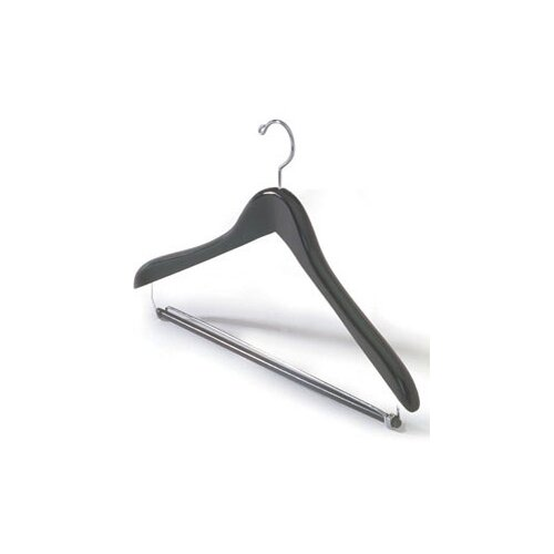 Richards Homewares Wood Lock Bar Suit Hanger