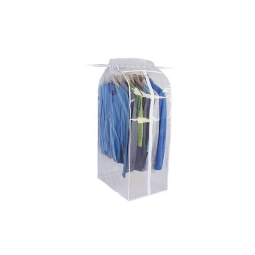 Richards Homewares Peva Storage Frameless Suit Garment Cover