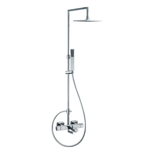 Roman Soler by Nameeks Kuatro Square Shower Column
