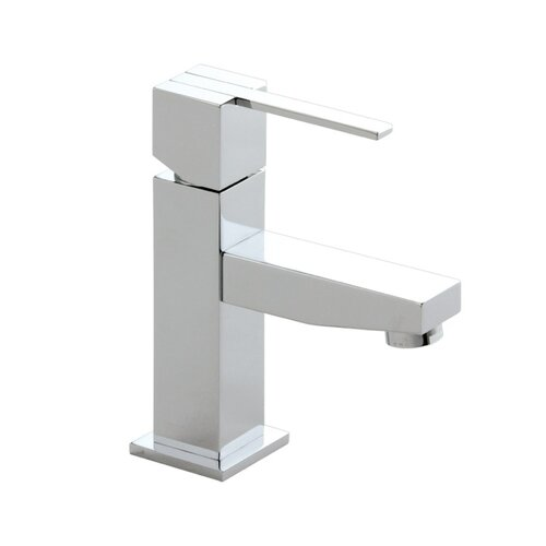 Roman Soler by Nameeks Kuatro Plus Single Handle Deck Mount Bathroom Sink Faucet