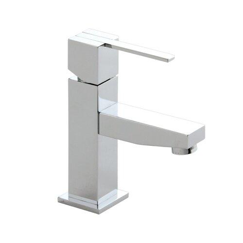 Roman Soler by Nameeks Kuatro Plus Single Handle Deck Mount Bathroom Sink Faucet