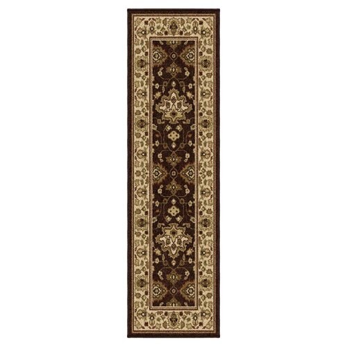 Four Seasons Shazad Café Au Lait Indoor/Outdoor Rug