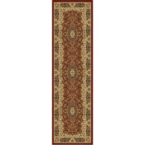 Orian Rugs Inc. American Heirloom Walbridge Claret Rug