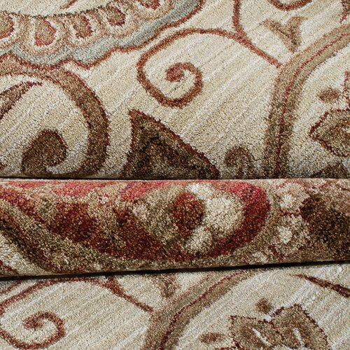 Orian Rugs Inc. Anthology Windsor White/Beige Rug